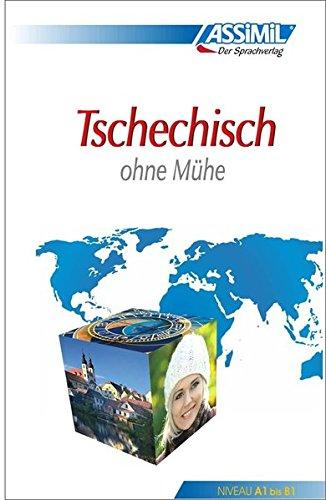 ASSiMiL Selbstlernkurs für Deutsche: Tschechisch ohne Mühe. Lehrbuch. Niveau A1 bis B2