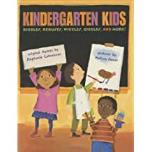 Kindergarten Kids: Riddles, Rebuses, Wiggles, Giggles, and More! by Stephanie Calmenson (2005-07-01)