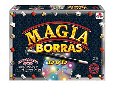 Educa Borrás - Magia 200 Trucos Con Dvd 29-12964 de Educa Borrás