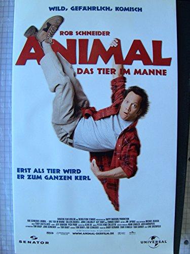 Preisvergleich Produktbild Animal - Das Tier im Manne [VHS]