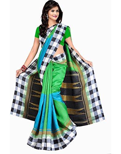 Sneha Fancy Designer Sarees Women's Silk Saree (apd-103_multi)