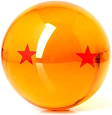 Acrylic Dragonball Replica Ball (Large/2 Stars)