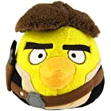 "Angry Birds 8"" Star Wars Plush - Hans Solo - 20cm Stofftier - aus USA"