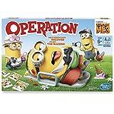 Hasbro Gaming Despicable Me 3 Edition Juego de operación