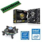 One Aufrüstkit · Intel Pentium G4400, 2 x 3.30GHz · Intel HD 510 · 4 GB DDR4 RAM · Gigabyte GA-B250M-D3H · Kabylake · Aufrüstset · Mainboard Bundle · PC Tuning Kit