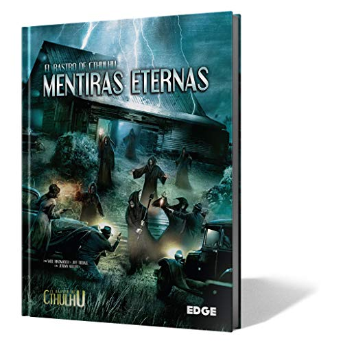 Edge Entertainment- Mentiras eternas: Libro de campaña - español, Color (EEPPTC10A)