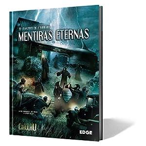 Edge Entertainment- Mentiras eternas: Libro de campaña - español, Color (EEPPTC10A)