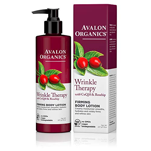 Avalon Organics Ultimate Firming Body Lotion, CoQ10, 236 ml (Lotionen) -