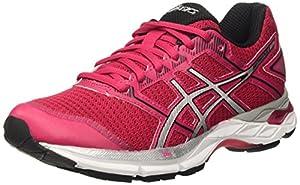 Asics Women's Gel-Phoenix 8 Running Shoes, Pink (Cosmos Pink/Silver/Black), 6.5 UK 40 EU