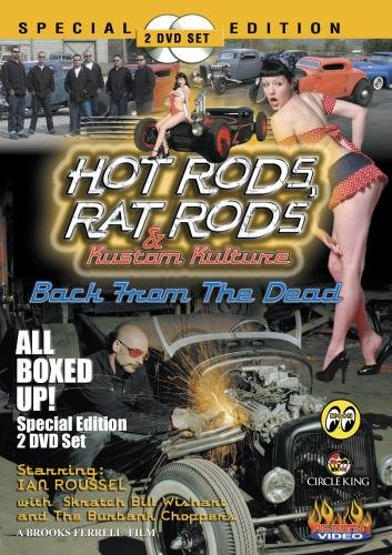 Hot Rods Rat Rods [DVD] [Import]