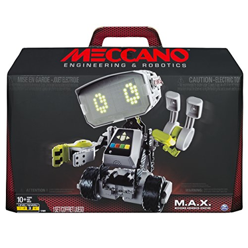 Meccano-Erector-MAX-Robotic-Interactive-Toy
