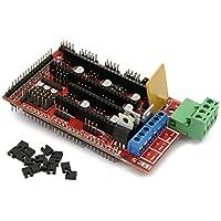 [Sintron] 3D Printer Controller RAMPS 1.4 Arduino Mega Pololu Shield for Reprap Prusa Mendel Arduino Mega2560