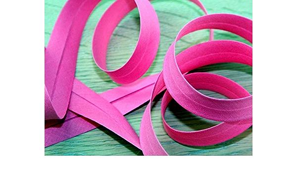 Gratis Minerva Crafts Craft Guide 20/mm Prym Baumwolle Schr/ägband Pale Pink/ /Pro 3/Meter