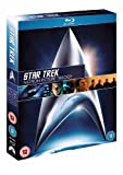 Star Trek: Motion Picture Trilogy (Star Trek: The Wrath of Khan , Star Trek: The Search For Spock , Star Trek: The Voyage Home ) [Blu-ray] [UK Import]