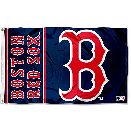 Wincraft MLB Boston Red Sox Flagge 3x 5Banner