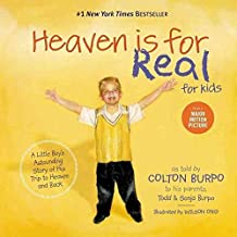(Heaven Is for Real for Kids) By Burpo, Todd (Author) Hardcover on (11 , 2011)