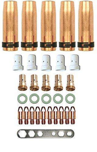 Verschleissteile Set für Schweiß Brenner MB401/501 TBI411/511 400 500 MIG MAG