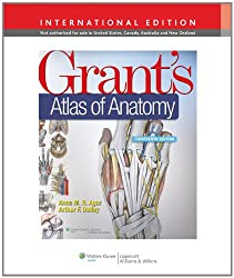 Grants Atlas of Anatomy 13e Internationa
