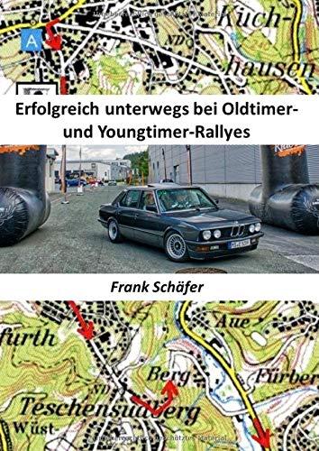 Erfolgreich unterwegs bei Oldtimer- und Youngtimer-Rallyes