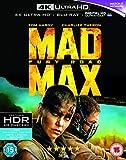 Mad Max: Fury Road (4K Ultra HD Blu-ray) Import