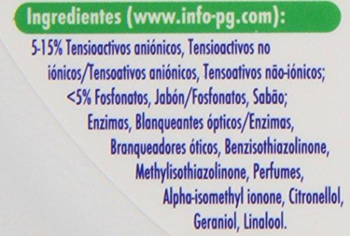 Ariel Actilift Detergente líquido para lavadora 2015 ml [pack de 2]