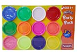 #6: Funskool Play-Doh Party  Pack - 12 Exciting Colours Pack