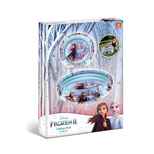 Mondo Disney Frozen Anna und Elsa Pool Planschbecken 100 cm - 7