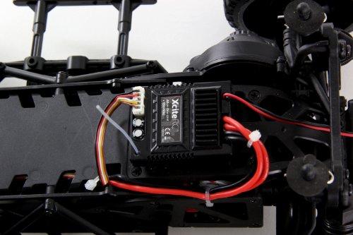 XciteRC 30407000 RC Auto Shortcourse one12 - 2WD Ready To Race Modellauto, grüne Karosserie 1:12 mit 2.4 GHz Fernsteuerung - 7