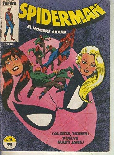 Spiderman volumen 1 numero 018