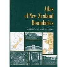 ATLAS OF NEW ZEALAND -NOP/077