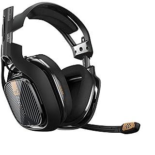 ASTROGamingA40TR PC-Headset (kabelgebunden, auch kompatibel mit Mac, PlayStation4, XboxOne) schwarz