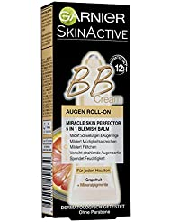 Garnier BB Cream Miracle Skin Perfector Augen Roll-On, 1er Pack (1 x 7 ml)