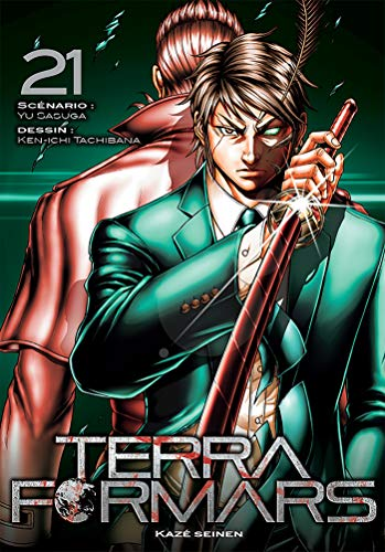 Terra Formars Edition simple Tome 21