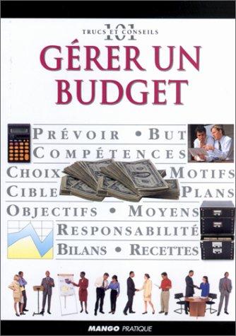 Gérer un budget