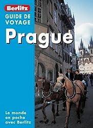 Berlitz Prague Pocket Guide in French