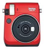 #3: Fujifilm Instax Mini 70 Instant Camera (passion Red) (pack of 1 Ea)