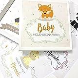 Baby Meilensteinkarten Dreamchen