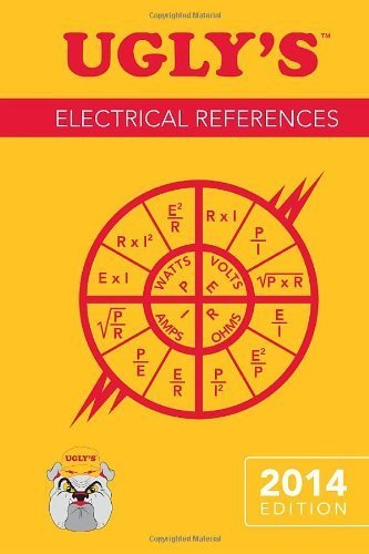 Ugly's Electrical References, 2014 Edition by Jones & Bartlett Learning, (2014) Spiral-bound