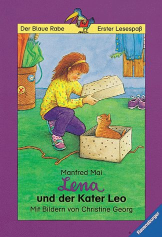 Lena und der Kater Leo (Der Blaue Rabe - Erster Lesespaß)