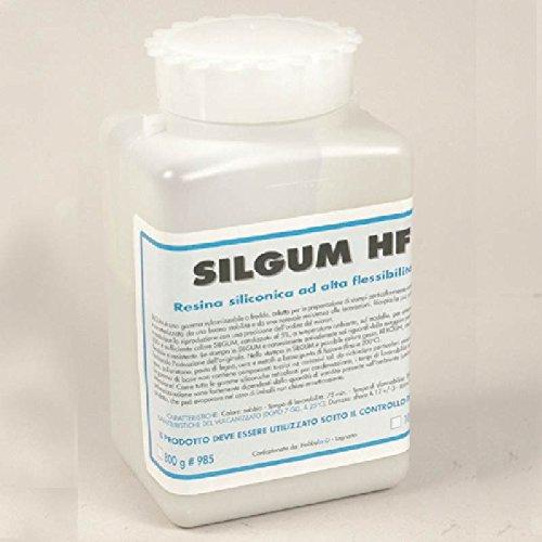 Silikongummi Silgum HF 800gr + Katalysator