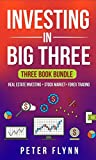 Investing in big three: Real estate investing + Stock Market + Forex Trading (English Edition)