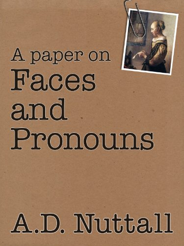 faces-and-pronouns-english-edition