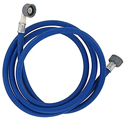 SPARES2GO Universal Cold Water Fill Inlet Pipe Feed Hose (3.5m)