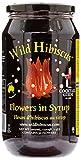 Wild Hibiscus Fleurs d'Hibiscus au Sirop