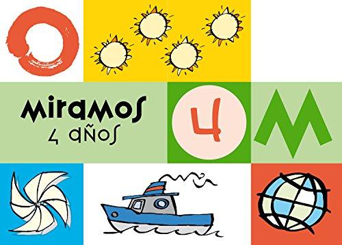 MIRAMOS. 4 años - 9788421820476
