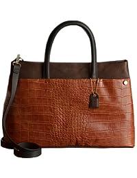 Shoppers y bolsos de hombro para mujer, color marr�n , marca CLARKS, modelo Shoppers Y Bolsos De Hombro Para Mujer CLARKS MADDINGTON WAY Marr�n