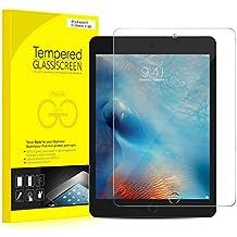 iPad Mini 4 Protector de Pantalla, JETech Vidrio Templado Protector de Pantalla Defensa Membrana para Apple iPad Mini 4 - 0900