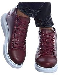 LEIF NELSON Herren Schuhe Freizeitschuhe Boots Elegante Moderne Schuhe für  Winter Sommer Männer Sneakers… 0692a62da0