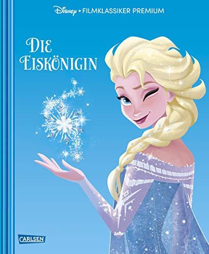 Disney Filmklassiker Premium: Die Eiskönigin: mit hochwertiger Umschlagveredelung