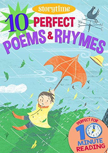 10 Perfect Poems & Rhymes for 4-8 Year Olds (Perfect for Bedtime...